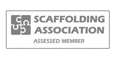 Gorilla Access are Assessed Members of the Scaffolding Association